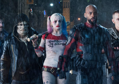 Suicide Squad – Secrets from the Set