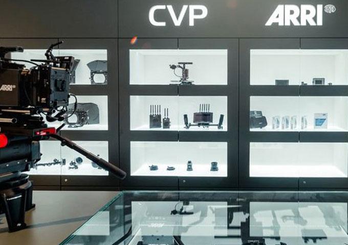 CVP and ARRI Creative Space