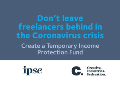 Coronavirus emergency fund to support freelancers