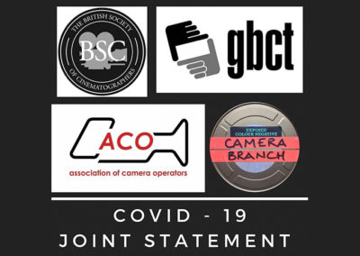 COVID-19 – Joint Statement
