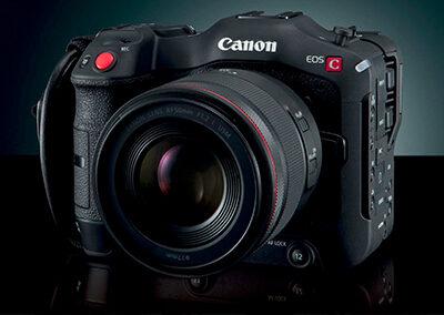 Canon RF-mount Cinema EOS system