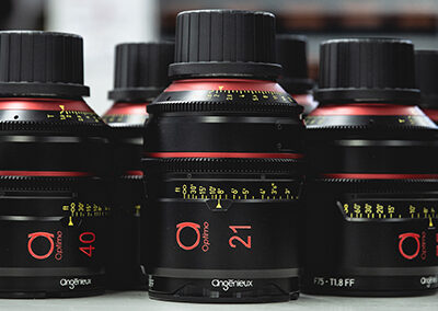 Shift 4 first rental house in the UK to have a set of the new Angenieux Optimo Prime Full Frame lenses