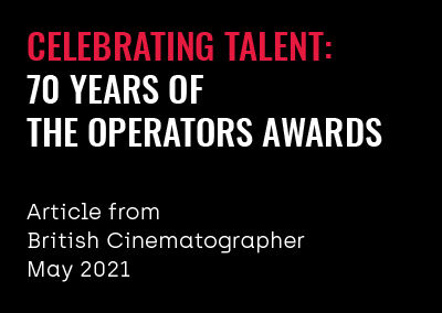 70 years of the Operators Awards